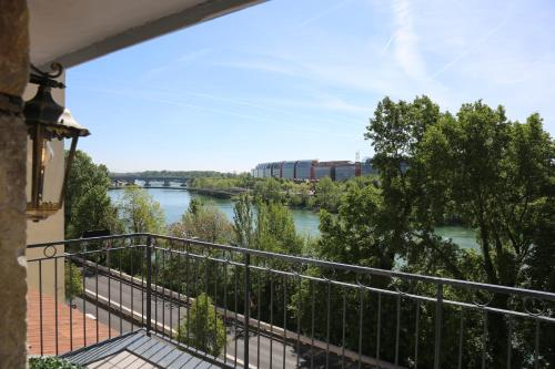 Appartement Lyon Cite Internationale