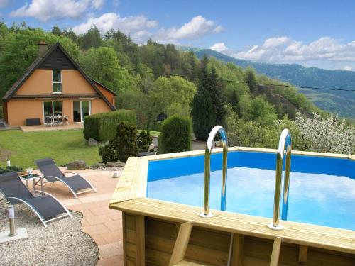 Holiday home Le Panorama : Hebergement proche de Mitzach