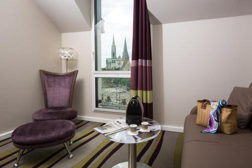 Mercure Chartres Cathedrale : Hotel proche d'Ardelles