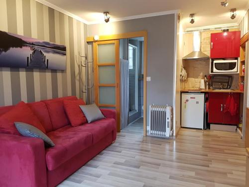 Studio Saint Leu d'Esserent : Appartement proche d'Aumont-en-Halatte