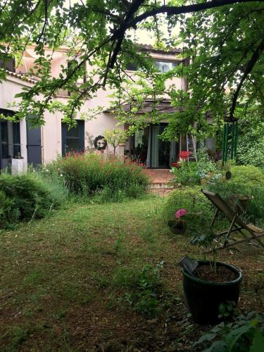 Appartement dans Pinede privee