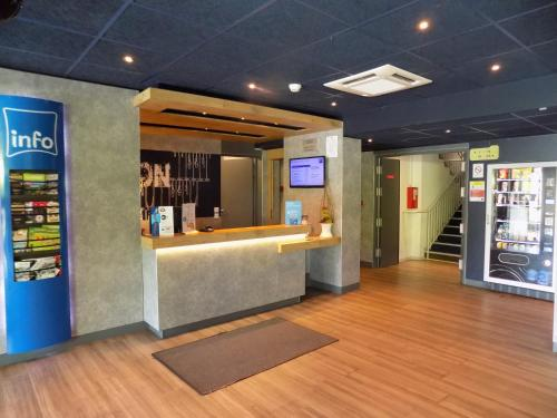 ibis budget Biarritz Anglet : Hotel proche d'Anglet