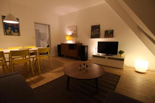 Colmar City Center - Bed'n'Bredala Max : Appartement proche de Horbourg-Wihr