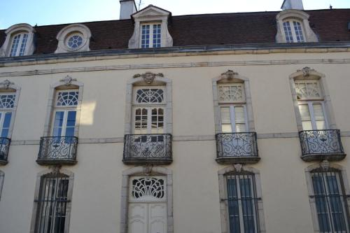 Les Charmottes : Appartement proche de Chambolle-Musigny