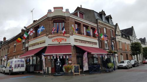 le corner's pub : Appartement proche de Sailly-Saillisel