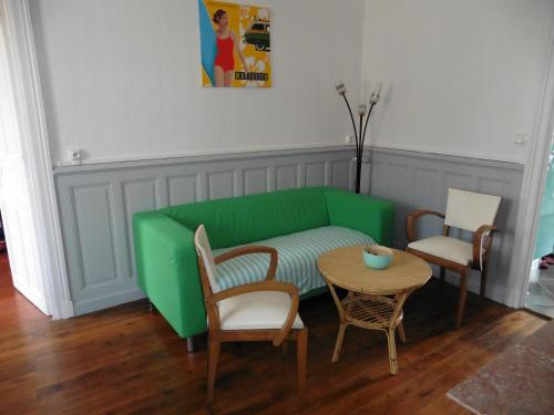 60's corner : Appartement proche de Chemilly