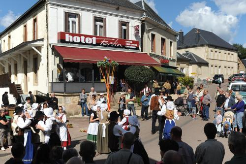 Hotel Fortin : Hotel proche d'Onlay