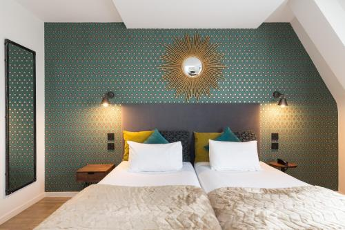 Best Western Hotel Ohm by HappyCulture : Hotel proche d'Issy-les-Moulineaux