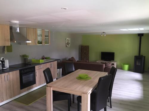 Appartement A la Ferme Bleue