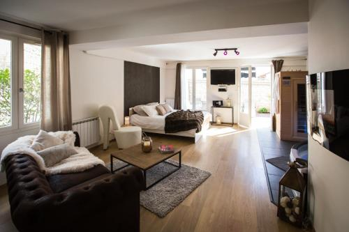 Suite and Spa : Appartement proche de Daix