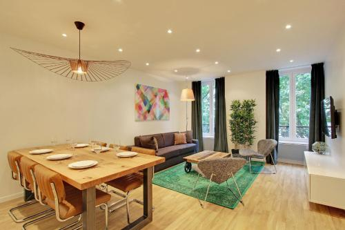 Pick a Flat - Champs Elysees / Percier Apartment : Appartement proche du 8e Arrondissement de Paris