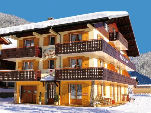 Chalet with Appartements - F 017.022-24 : Appartement proche de Saint-Gingolph