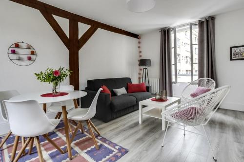 Fontainebleau Sweet Home : Appartement proche de Sivry-Courtry