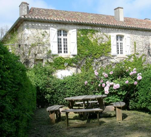 Le Gobelin : Appartement proche de Montaigu-de-Quercy