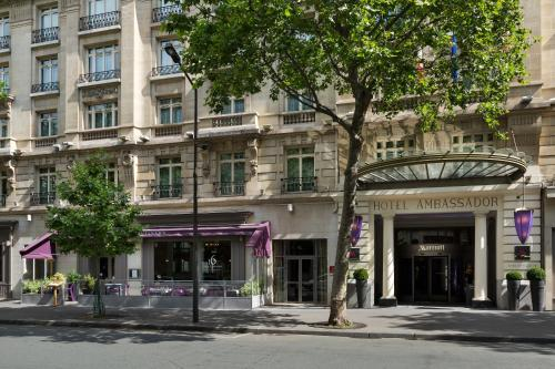 Paris Marriott Opera Ambassador Hotel : Hotel proche du 9e Arrondissement de Paris