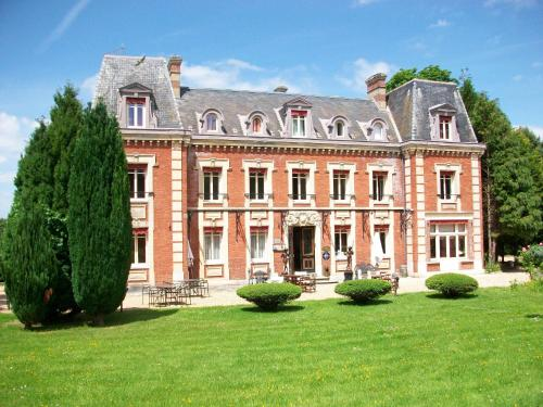Château Corneille : Hotel proche d'Ailly