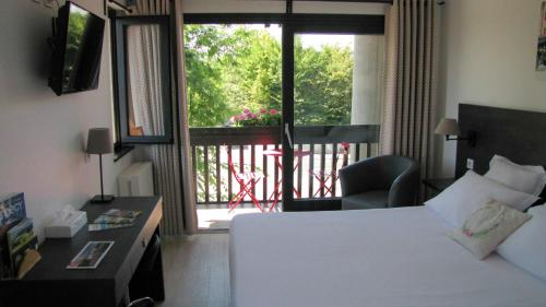 Logis hotel Annecy nord / Argonay