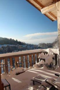 Appartement Chalet Eterlou