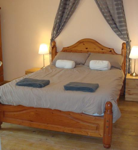 The Owl Barn : Chambres d'hotes/B&B proche de Pont-Bellanger