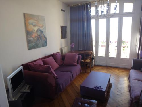 Bel Appartement, front de mer - RDC : Appartement proche d'Oust-Marest
