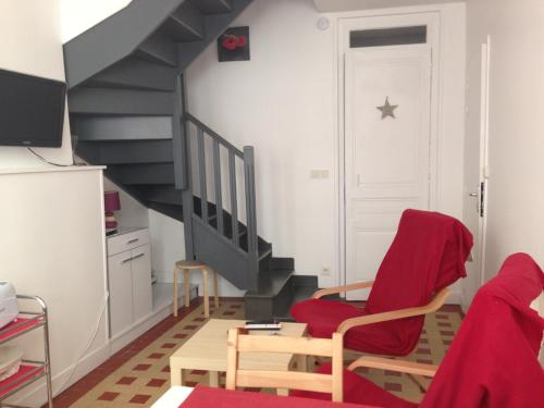 l'albatre : Appartement proche de Bellengreville