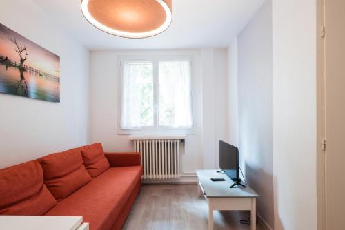 Luckey Homes - Rue Feuillat : Appartement proche de Saint-Priest