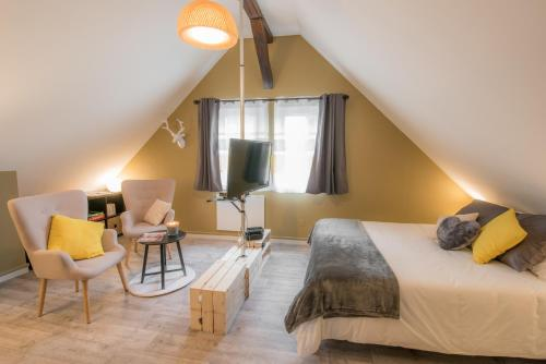 Urban Spa : Appartement proche de Pont-Sainte-Marie
