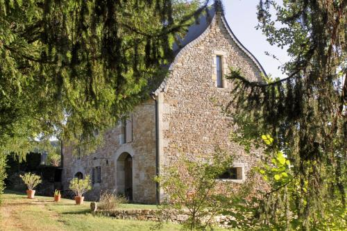 Domaine Le Broual : Chambres d'hotes/B&B proche d'Ambeyrac