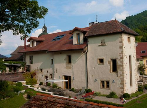 Le Manoir : Chambres d'hotes/B&B proche d'Andilly