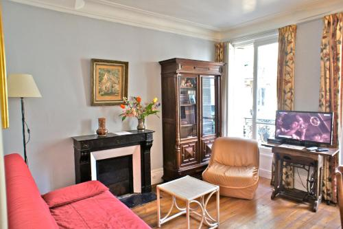 Appartement One Bedroom Quartier Latin