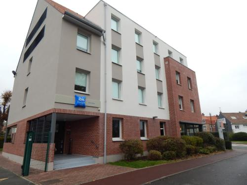 ibis budget Saint-Omer Centre : Hotel proche d'Ouve-Wirquin