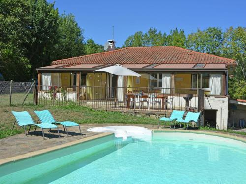 Holiday home Belle Maison Marsal : Hebergement proche de Caixas