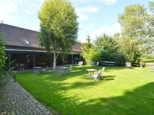 Holiday home Hirondelles : Hebergement proche de Mesnil-Saint-Georges