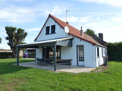 Holiday home Authie : Hebergement proche de Rue