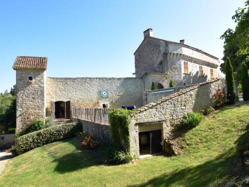 Holiday home Chateau D Agen I : Hebergement proche de Saint-Pierre-de-Clairac