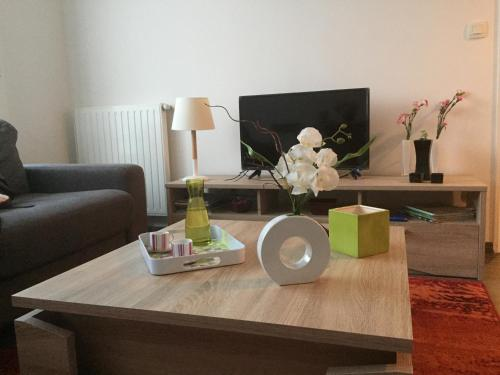Jasmin : Appartement proche de Saint-Aubin-Celloville