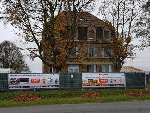 Country House Reem : Hebergement proche de La Chapelle-Iger
