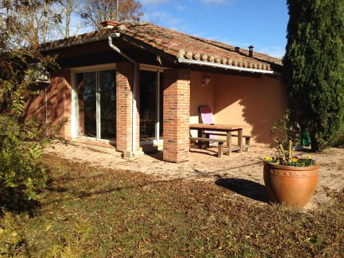 Holiday Home Le Fiouzaire : Hebergement proche de Saint-Germier
