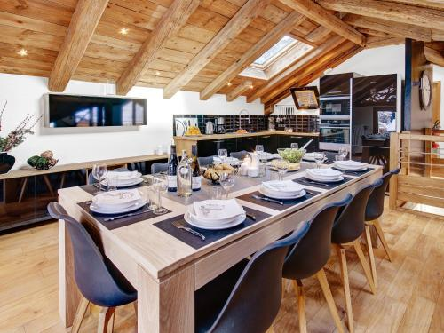 Le Loft Morzine : Appartement proche d'Essert-Romand