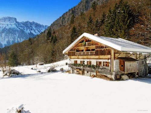 Ferme du Grand Essert - Aravis : Appartement proche de Évires