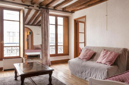 Photo Authentic 2 rooms - Paris XV / Vaugirard
