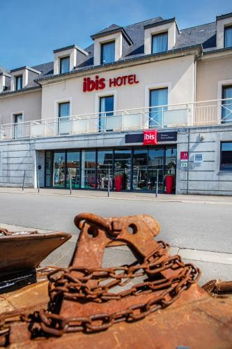 Photo ibis Bayeux Port En Bessin