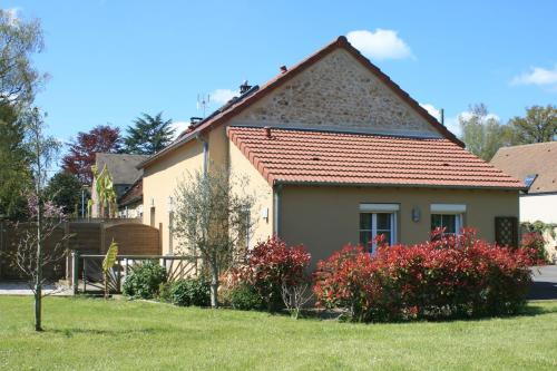 Les cottages de Magny : Appartement proche de Bullion