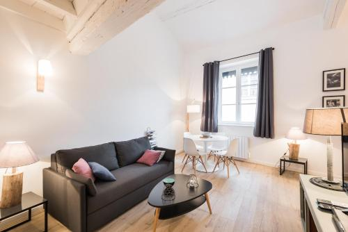 Luckey Homes - Rue Sergent Blandan : Appartement proche du 4e Arrondissement de Lyon