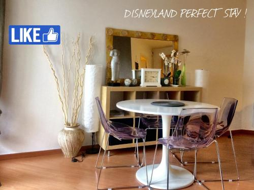 Disneyland Paris Home Sweet Home : Appartement proche de Saint-Thibault-des-Vignes