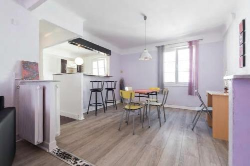 Appartement La Baîeta : Appartement proche de Saint-André-de-la-Roche