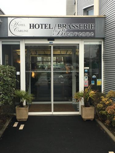 Hotel Carline : Hotel proche d'Anguerny