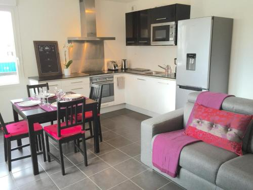 Appartement Copenhague Disneyland : Appartement proche de Lagny-sur-Marne
