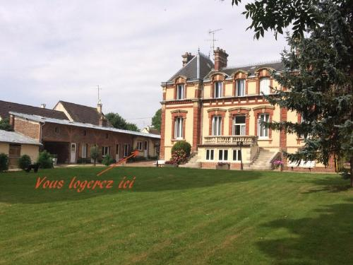 Le Beauvaisis : Chambres d'hotes/B&B proche d'Ully-Saint-Georges