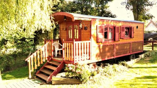 La Gypsy Caravan : Hebergement proche de Grand-Rullecourt